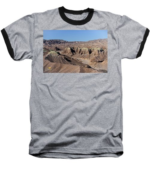Baseball T-Shirt featuring the photograph Afton Canyon by Jim Thompson