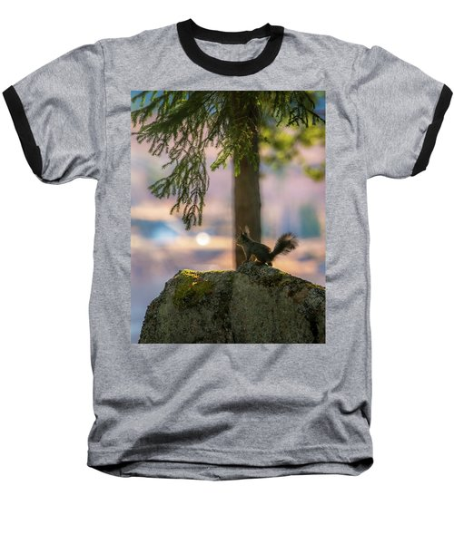 Against Brighter Times Baseball T-Shirt