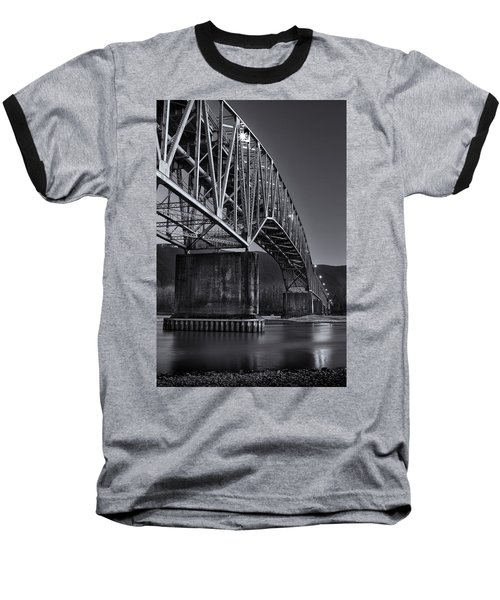 Agassiz-rosedale Bridge Baseball T-Shirt