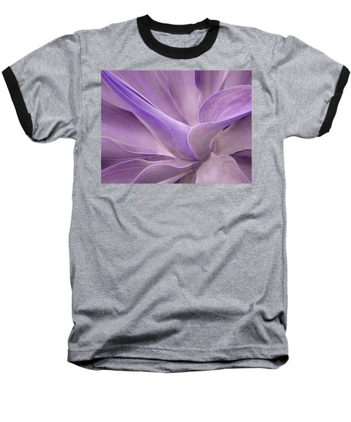 Agave Attenuata Abstract 2 Baseball T-Shirt