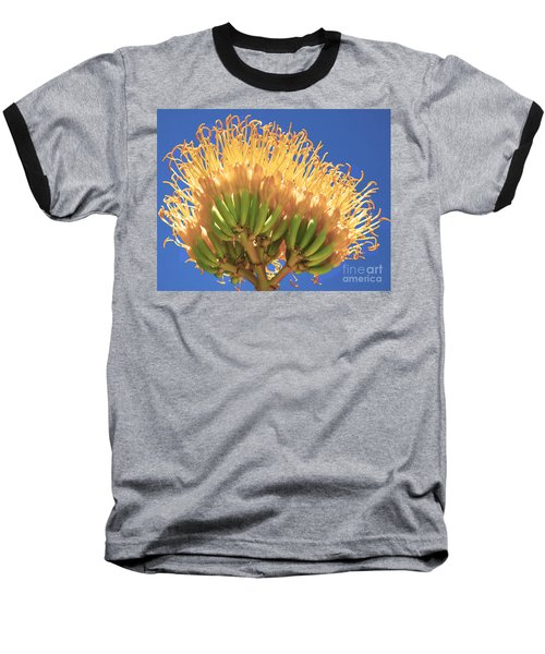Agave Bloom Baseball T-Shirt