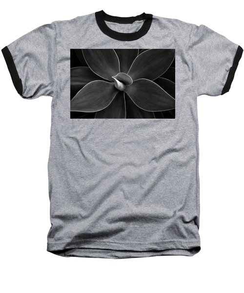 Agave Leaves Detail Baseball T-Shirt