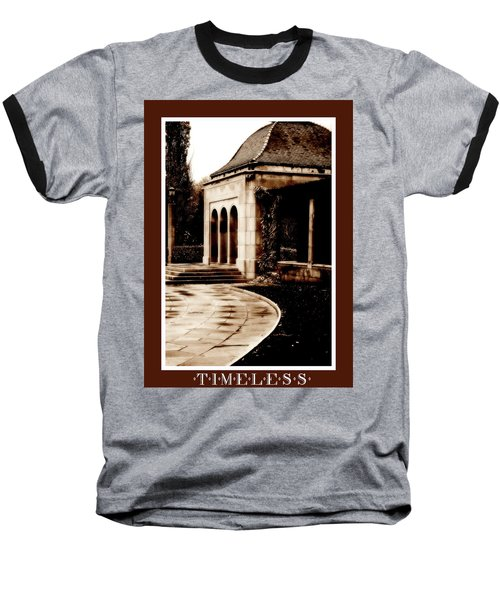 Aged By Time Baseball T-Shirt