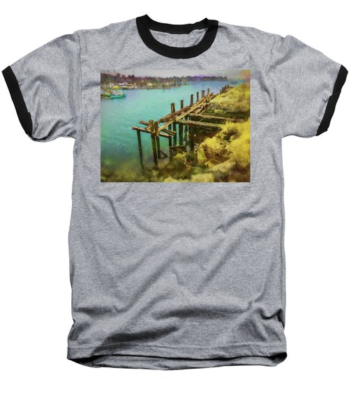 Aged Docks From Winthrop Baseball T-Shirt