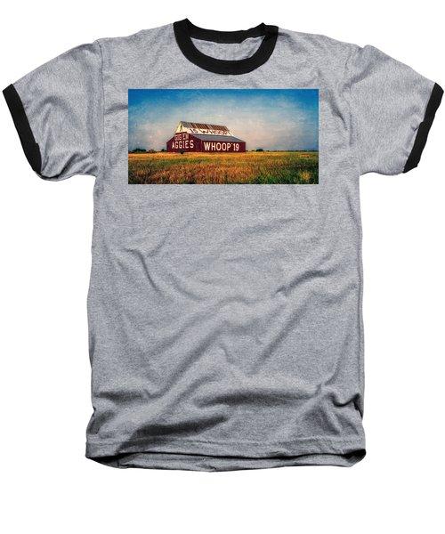 Aggie Barn 2015 Baseball T-Shirt