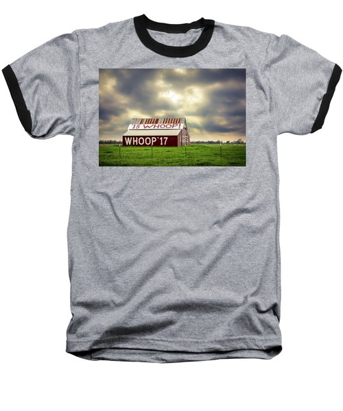 Baseball T-Shirt featuring the photograph Aggie Barn by David Morefield