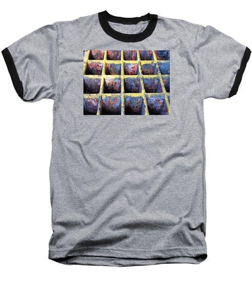 Aging Steel Baseball T-Shirt