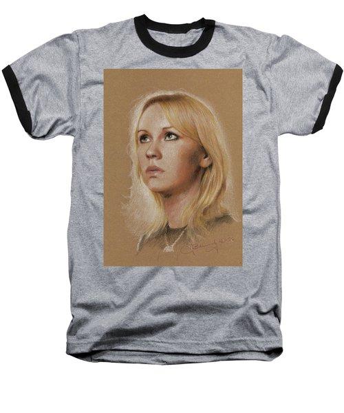 Agnetha Baseball T-Shirt