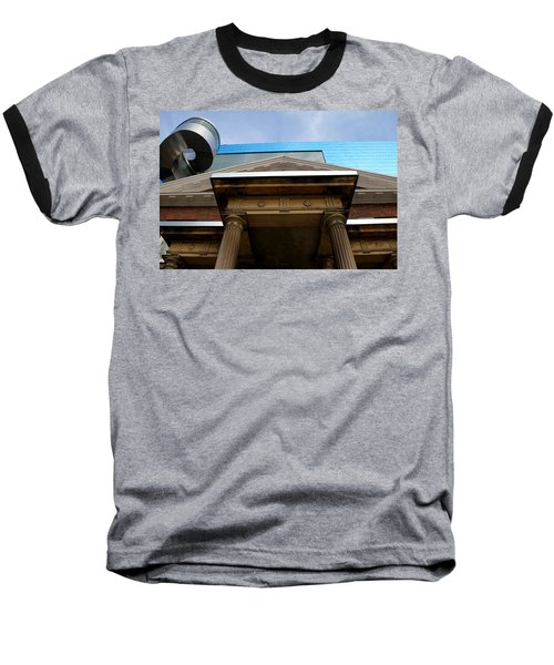 Ago 1 Baseball T-Shirt by Andrew Fare
