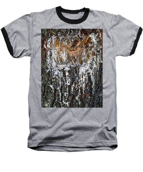 Baseball T-Shirt featuring the photograph Agony And Ecstasy by Lynda Lehmann