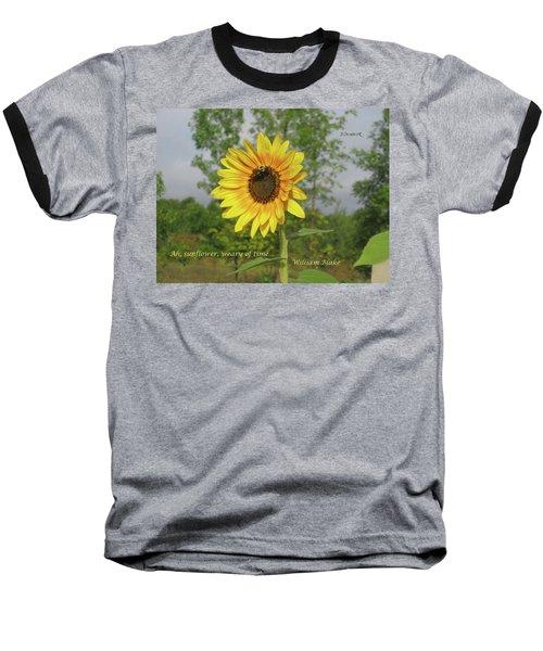 Ah, Sunflower Baseball T-Shirt