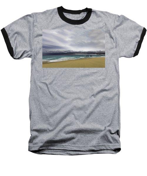 Ahead Of Sandra Baseball T-Shirt