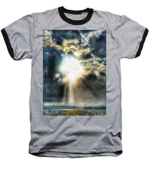 Ahhhh The Sun Baseball T-Shirt