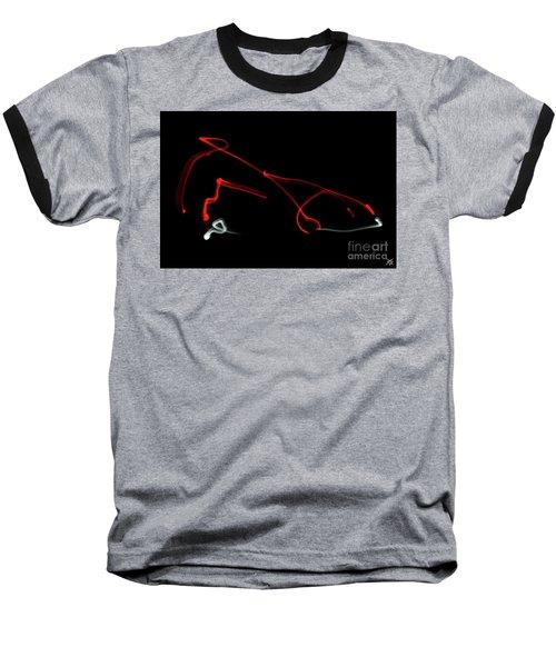 Aikido - Iriminage, Omote Baseball T-Shirt