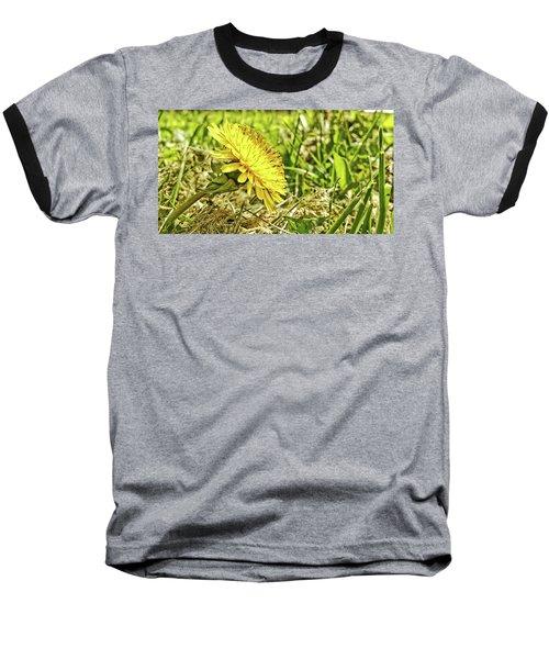 Baseball T-Shirt featuring the photograph Aim High by Robert Knight