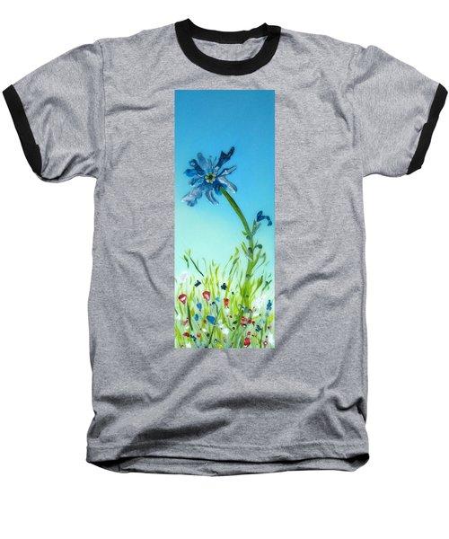 Aiming High Baseball T-Shirt by Mary Kay Holladay