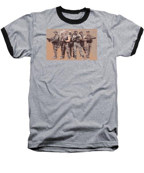 Ain't Got Time To Bleed Baseball T-Shirt