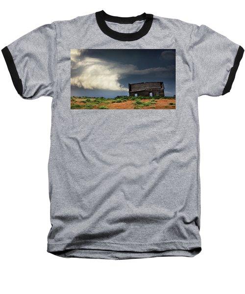 The Unattended  Baseball T-Shirt