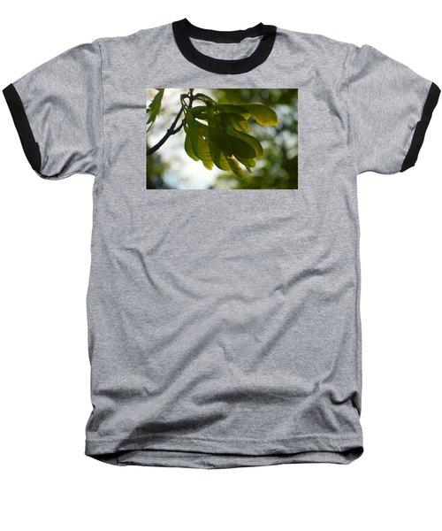 Air And Breeze Baseball T-Shirt by Tina M Wenger
