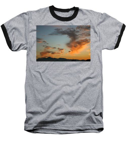 Baseball T-Shirt featuring the photograph Air Ball Cough by Marie Neder