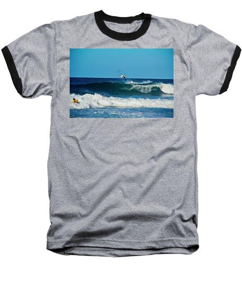 Air Bourne Baseball T-Shirt