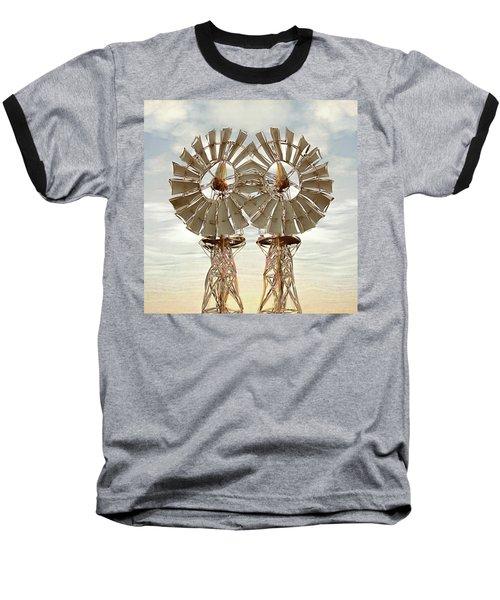 Air Pair Baseball T-Shirt