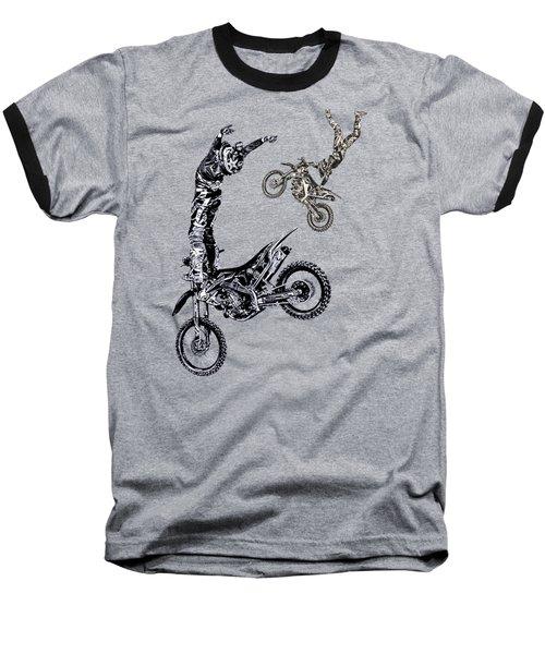 Air Riders Baseball T-Shirt