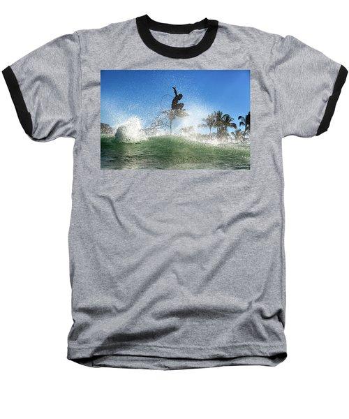 Air Show Baseball T-Shirt