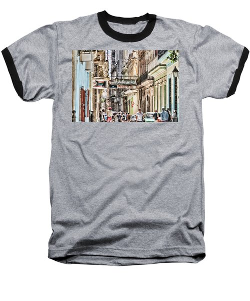 Aire Acondicionado Baseball T-Shirt