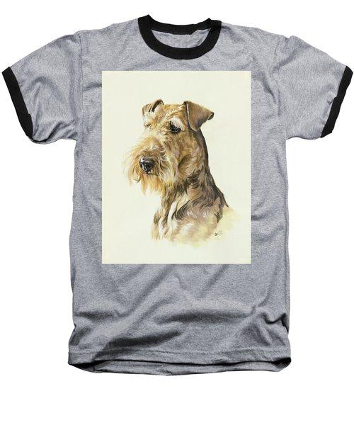 Airedale Baseball T-Shirt