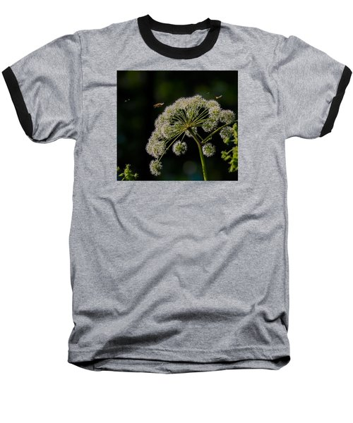 Baseball T-Shirt featuring the photograph Airport by Leif Sohlman