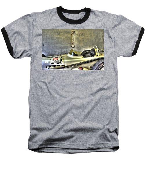 Aj Foyt 1961 Roadster Baseball T-Shirt by Josh Williams