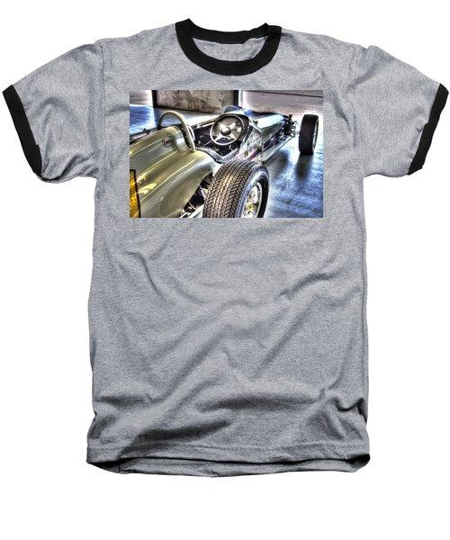 Aj Foyts Roadster Baseball T-Shirt by Josh Williams