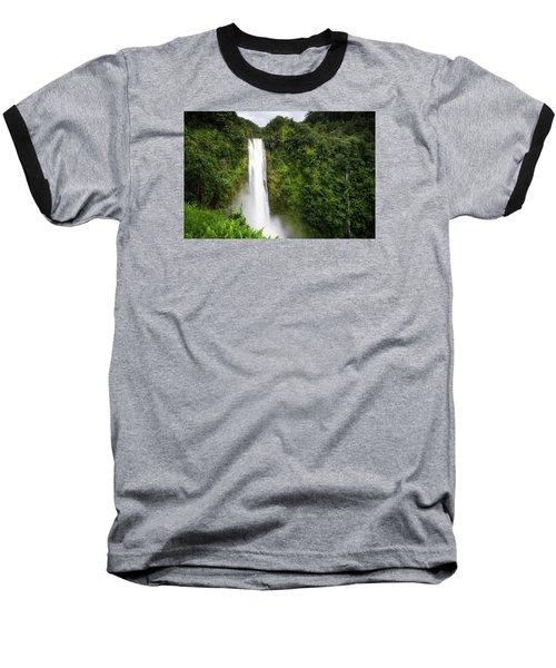 Akaka Falls Baseball T-Shirt