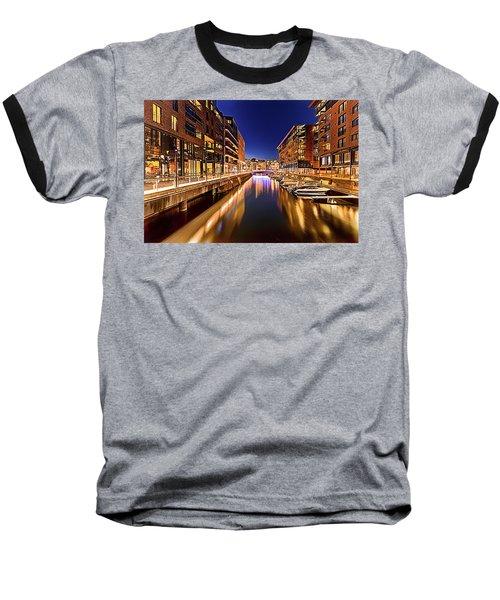 Aker Brygge Baseball T-Shirt