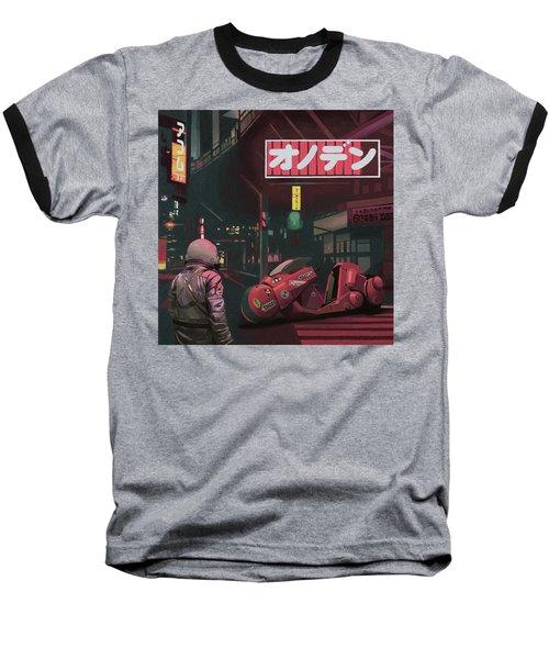 Akira Baseball T-Shirt