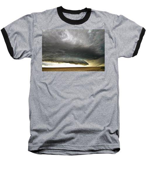 Akron Co Beast Baseball T-Shirt by Ryan Crouse