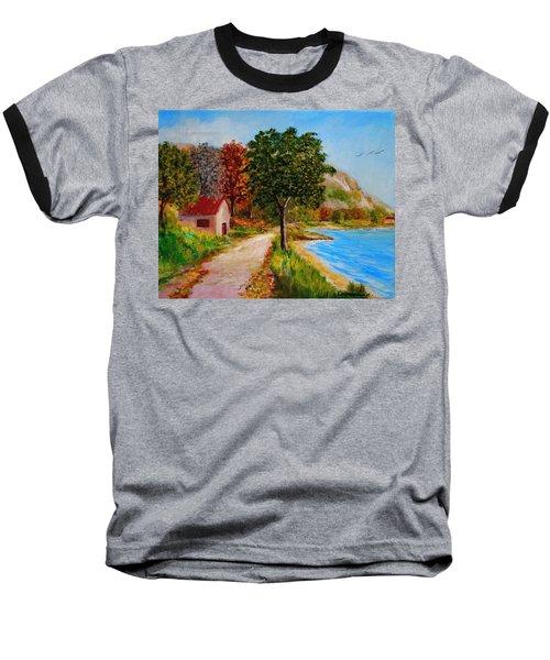 Akronafplia Baseball T-Shirt