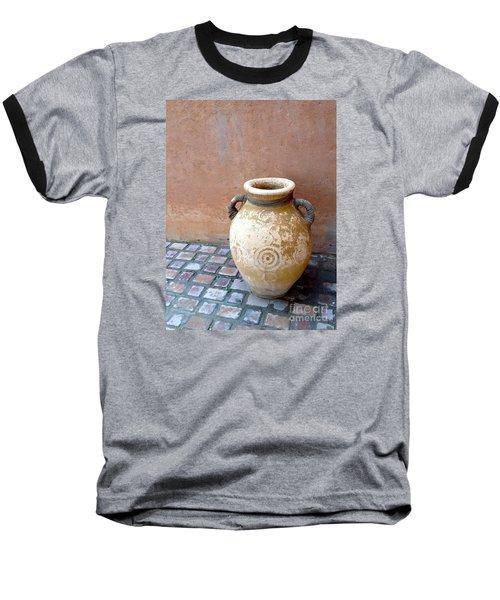Al Ain Urn Baseball T-Shirt