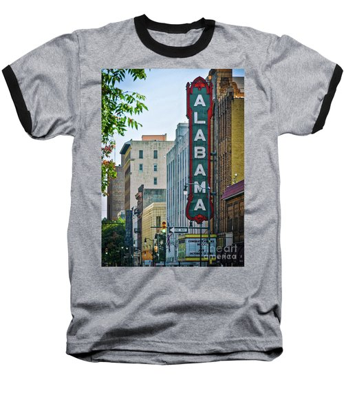 Alabama Theatre Baseball T-Shirt
