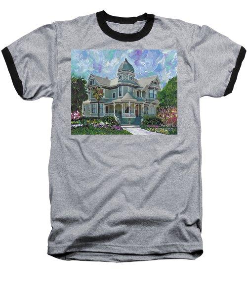 Alameda 1893  Queen Anne  Baseball T-Shirt