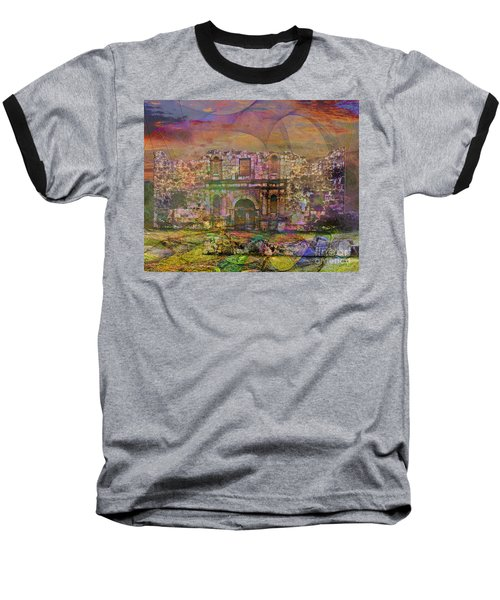 Alamo - After The Fall Baseball T-Shirt