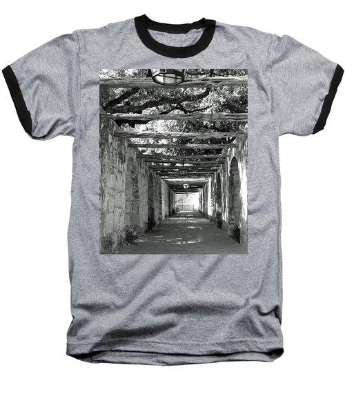 Alamo Corridor Baseball T-Shirt