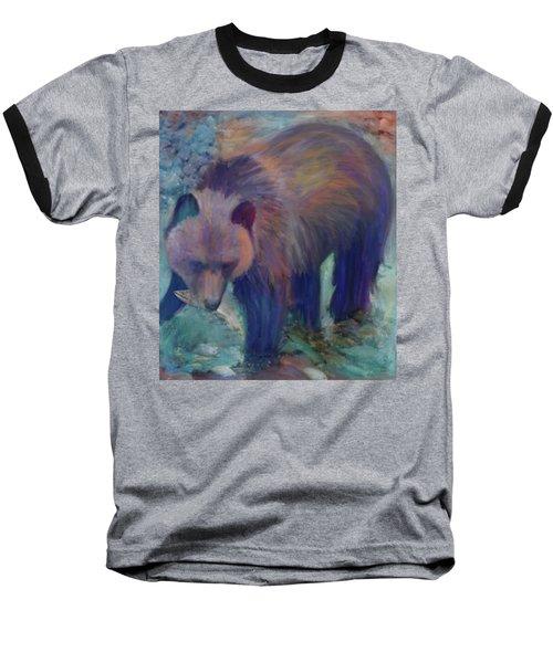 Alaska Bear  Baseball T-Shirt