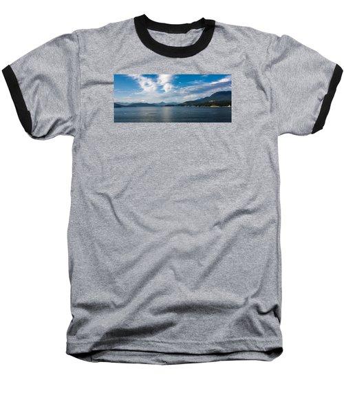 Alaska Beauty Baseball T-Shirt