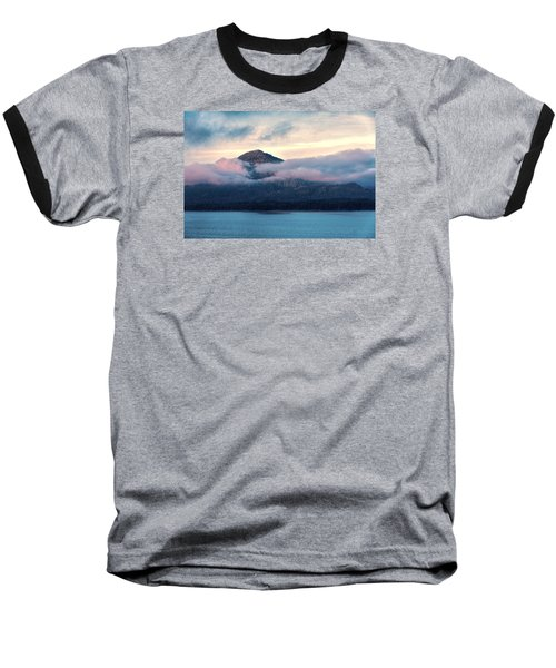 Alaska Dawn 2 Baseball T-Shirt