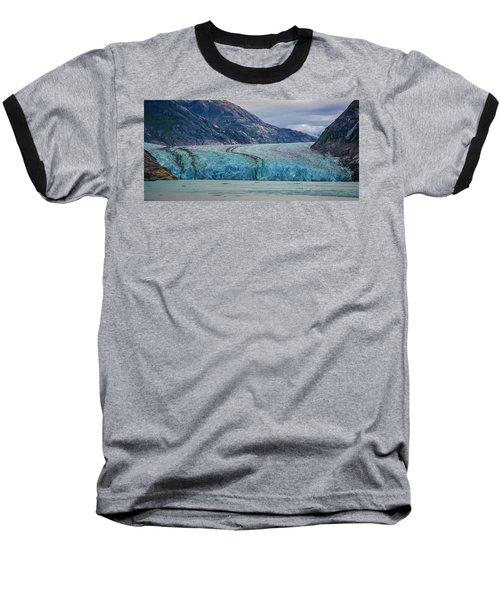 Alaska Glacier Baseball T-Shirt
