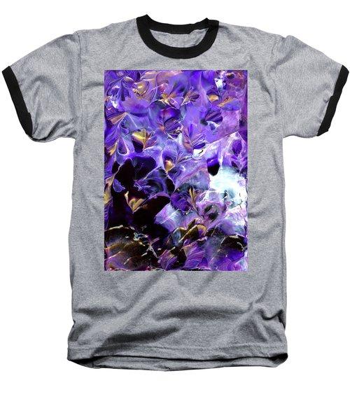 Alaska Gold Rush Baseball T-Shirt