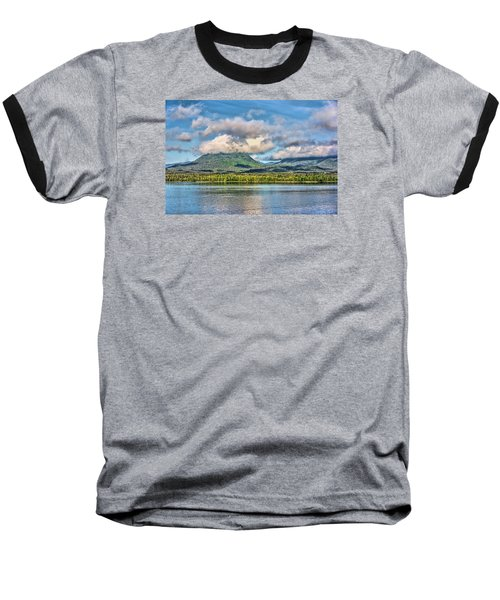 Alaska Morning Baseball T-Shirt
