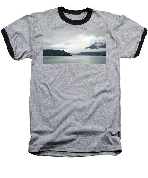 Alaska Waters Baseball T-Shirt